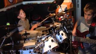 Igor Falecki Official Channel (12) and Kamil Pyrek (11) playing Billy Cobham