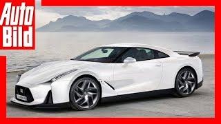 Download Nissan GT-R (2018) Die zweite Generation Details/Erklärung 3Gp Mp4