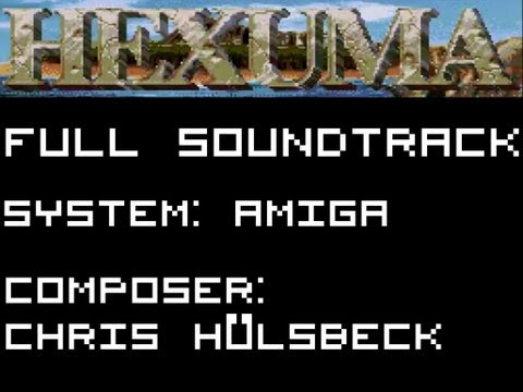 Amiga Music: Hexuma [FULL Soundtrack] [OST] [VGM]
