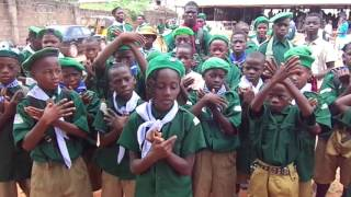 THE SCOUT ASSOCIATION OF NIGERIA MESSENGERS OF PEACE CAMPAIGN