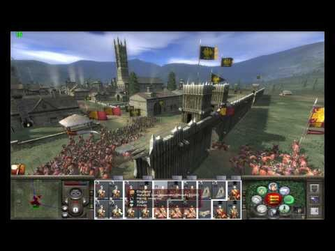 Surface Pro Gaming - Medieval II: Total War (Storming a Castle)
