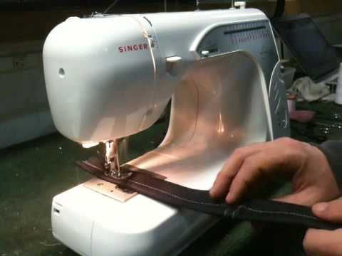 Singer 2662 Sewing Machine - Thickness Changes
