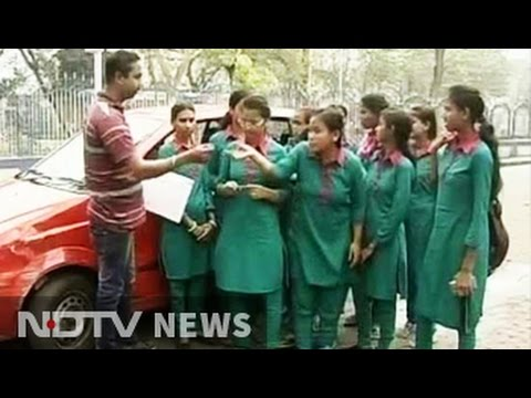 Kolkata's women chauffeurs get ready to hit the road