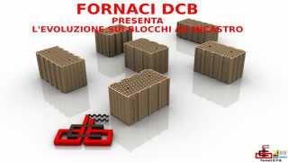 Fornaci DCB SpA - Pezzi Pre Incisi su Blocchi EVOLATER incastro