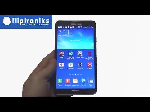 How To Take Samsung Galaxy Note 3 Screen Shot/Capture/Print Screen - Fliptroniks.com