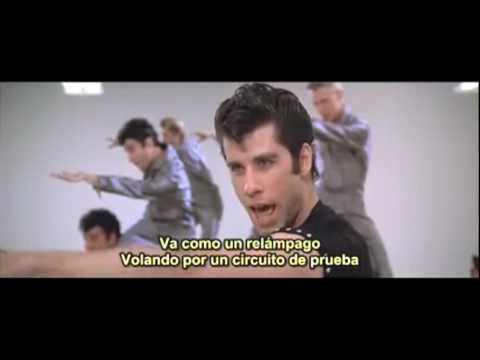 Grease lightning - Español