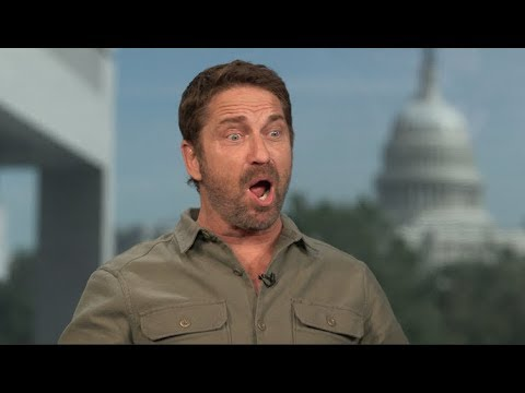 Hunter Killer Interview - Gerard Butler Talks 300, Zack Snyder And This Is Sparta Story!