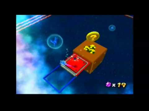 SMG2 custom level - New Flip-Swap star! (SMG2.5)