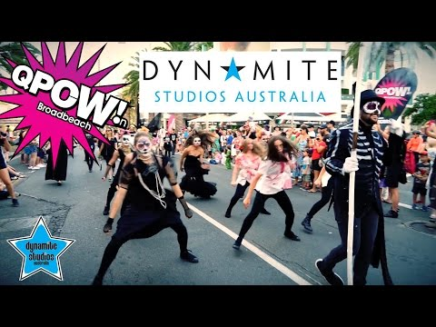 Dynamite Studios Australia - QPOW Heroes Parade
