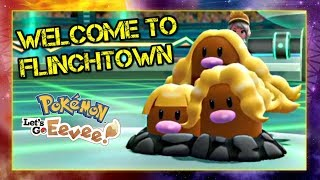 Pokemon Lets Go Pikachu and Eevee Singles Wifi Battle - WELCOME TO FLINCHTOWN