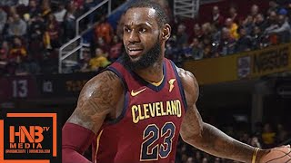 Cleveland Cavaliers vs Detroit Pistons Full Game Highlights / Jan 28 / 2017-18 NBA Season