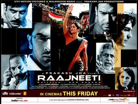 Raajneeti - Official Theatrical Trailer thumbnail