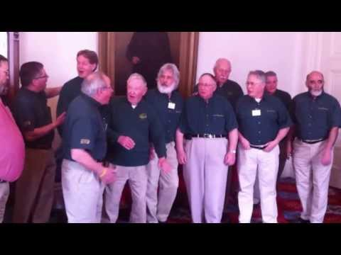 Green Mountain Chorus at the State House