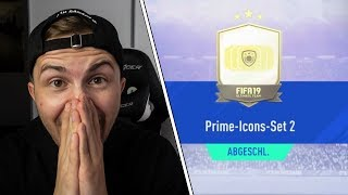 NEUE PRIME ICON SBC ABGESCHLOSSEN 😱  XXL Folge | FIFA 19 GamerBrother STREAM HIGHLIGHTS