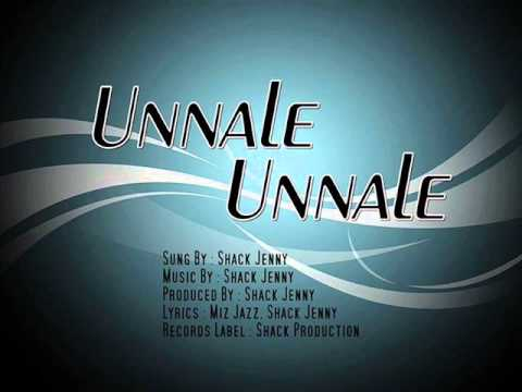 Malaysian Tamil Song 2014 - Unnale Unnale (solo) - Shack Jenny video