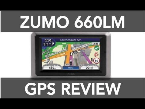 Garmin Zumo 660LM Motorcycle GPS Review
