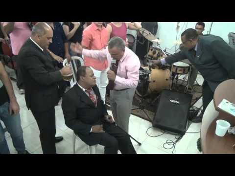 Pastor Ezequias Silva - O Deus do Resgate Clip Oficial