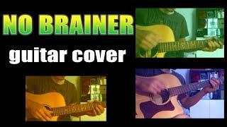 NO BRAINER - DJ Khaled ft. Justin Bieber, Chance The Rapper, Quavo || GUITAR COVER
