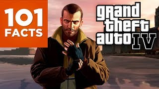 101 Facts About Grand Theft Auto IV