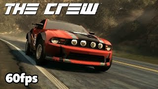 The Crew - NVIDIA GameWorks Trailer (60fps) [1080p] TRUE-HD QUALITY