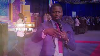 WATCH PROPHET SHEPHERD BUSHIRI ONLINE WITH MAJOR 1 CONNECT