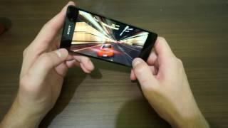 Обзор производительности Sony E5