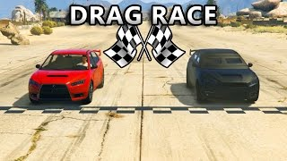 GTA V - Kuruma vs Kuruma (Armored)