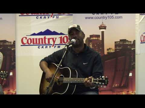 Darius Rucker - Dont Think I Dont Think About It - Live Hd video