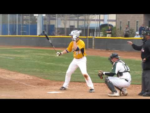 Bryce Harper's 2nd College Homerun Feb 5th 2010.