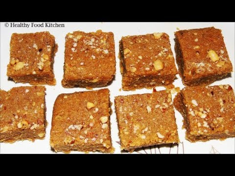 Burfi Recipe in Tamil/Urad Dal Burfi Recipe/Urad dal Sweet Recipe/Healthy Snacks Recipe