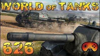 Panzerung bringt nichts mehr #626 - World of Tanks - Gameplay - German/Deutsch
