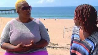 """Revealed With Rhona"" ~ Learning To Forgive American Idol with Frenchie Davis (Part 1)"