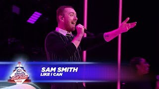Sam Smith - 'Like I Can' - (Live At Capital's Jingle Bell Ball 2017)