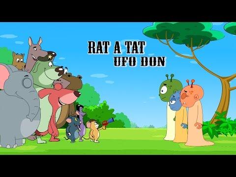 "Rat-A-Tat  | ""UFO DON"" | Chotoonz Kids Cartoon Videos"