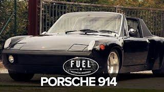 Porsche 914, la prova su strada del fantastico bolide da pista del '74