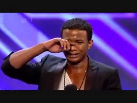 Luigiano Paals audition - The X Factor UK 2011 (Full Version)
