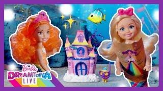 The Lost Treasure of the Prism Princess | Dreamtopia LIVE | Barbie