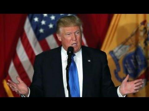 Donald Trump quick to call EgyptAir crash terrorism