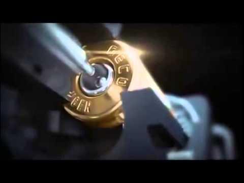 Como é e como funciona uma munição e um disparo