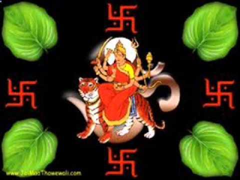 Aum Jai Ambe Gauri By Anuradha Paudwal From Free Hindi Bhajans1