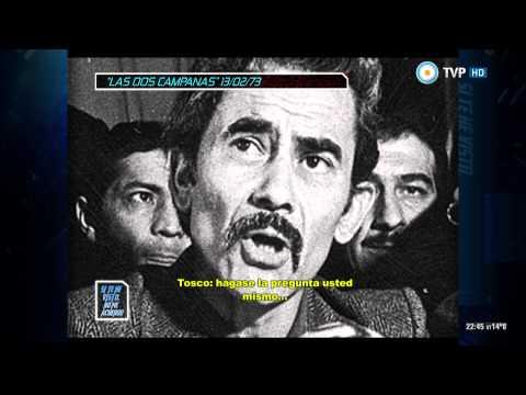 Archivo histórico - Debate entre Tosco y Rucci (1973)