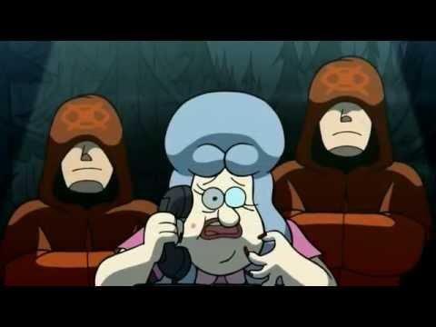 Gravity Falls - S02E07