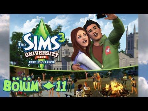 The Sims 3 Oynuyoruz! - Bölüm 11 - Kimse Kimseyi Beğenmiyor Bu Bölümde, Anlamadım!