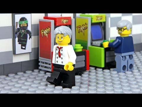 Lego Arcade Game 6