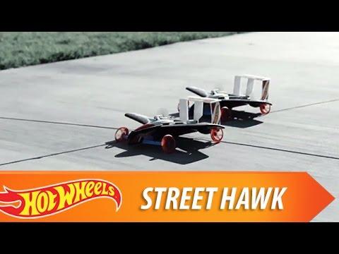 street hawk commercials hot wheels youtube. Black Bedroom Furniture Sets. Home Design Ideas