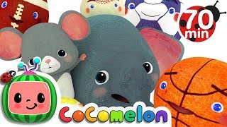 Sports Ball Song | +More Nursery Rhymes & Kids Songs - CoCoMelon