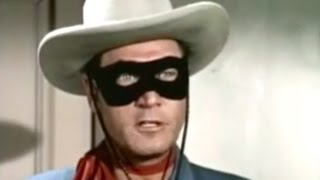 The Lone Ranger - A Message From Abe (1957), Classic Western TV series