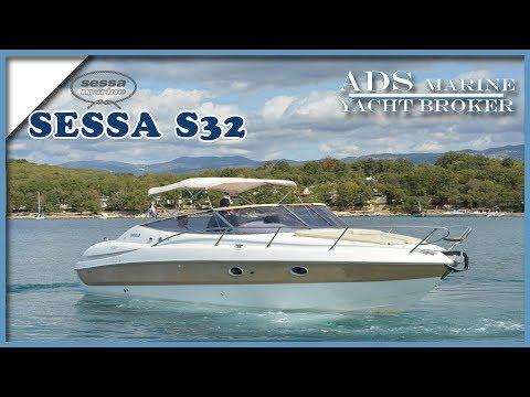 Sessa S32 by ADS Marine