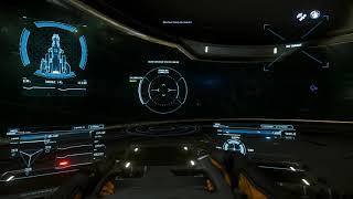 Star Citizen 3.4.3 - M96 - Bounty hunting (Hurston) - 1,9k UEC in 3min