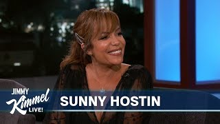 Sunny Hostin on Tyler Perry's Party, The View & Truth About Murder